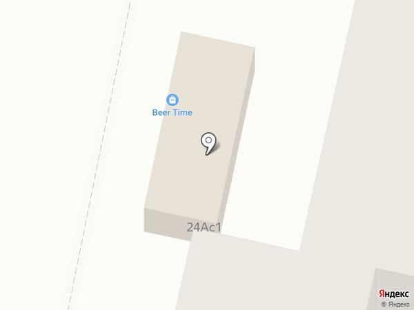 Козелки на карте Тольятти
