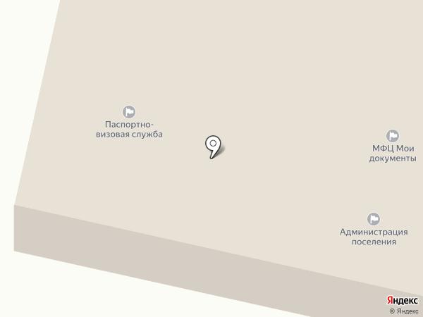 Администрация Мурыгинского городского поселения на карте Мурыгино