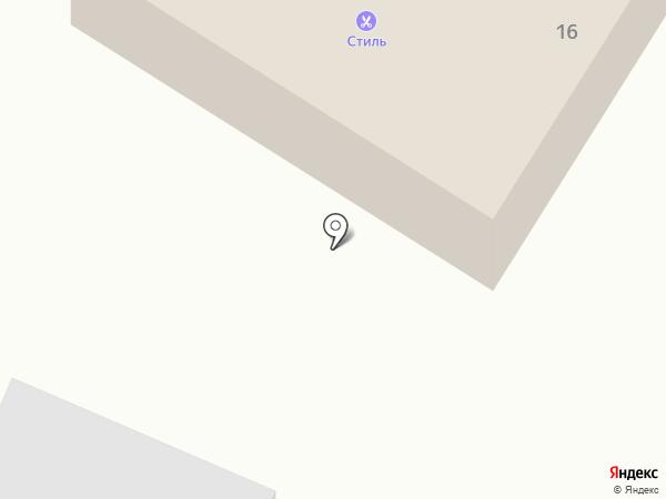 Радуга на карте Мурыгино