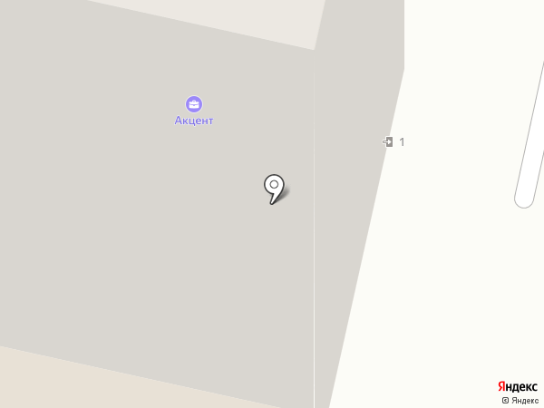 Чайка на карте Тольятти