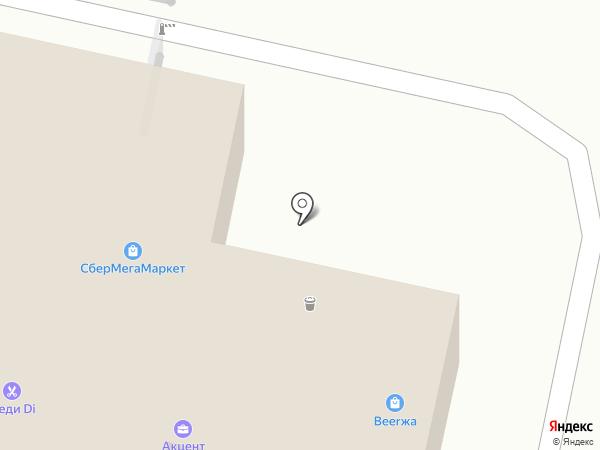 Эфа на карте Тольятти