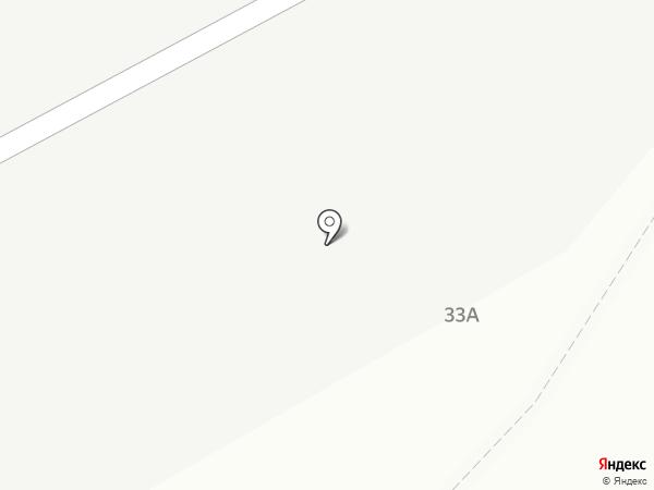 Автомастерская на карте Жигулёвска