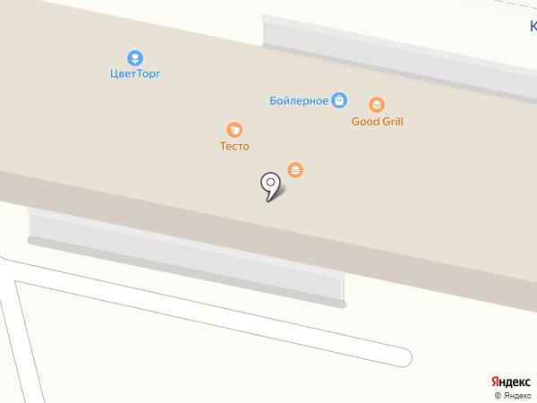 По пивку на карте Тольятти