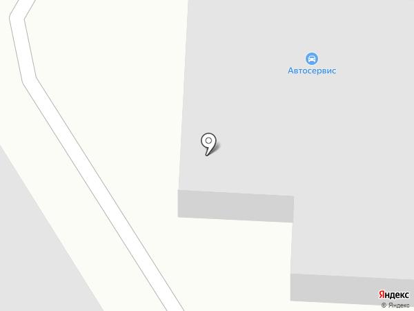 Мастерская на карте Мурыгино