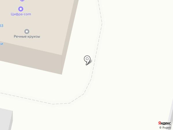 Улыбка на карте Тольятти
