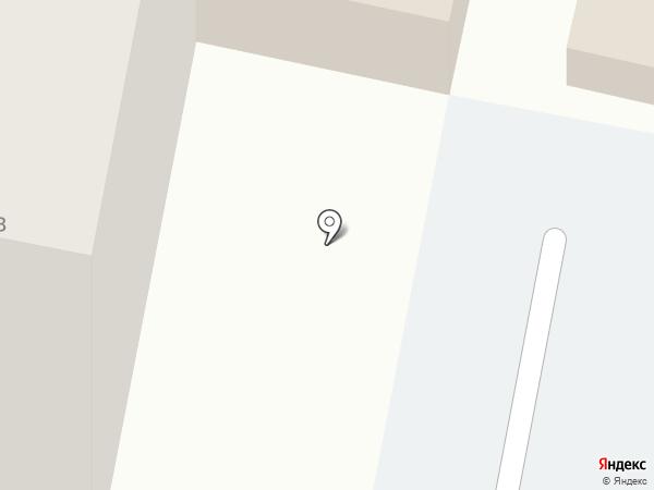 Богдан на карте Тольятти
