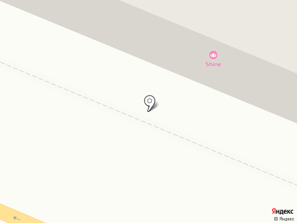 Shine на карте Тольятти