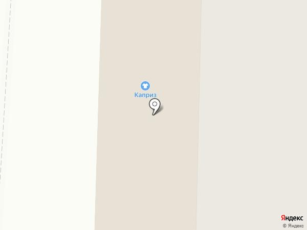 Caprice на карте Тольятти