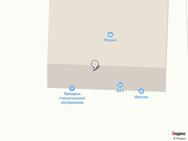 Crystal на карте Костиного