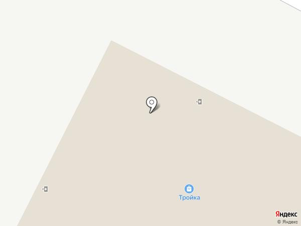 Тафко на карте Тольятти