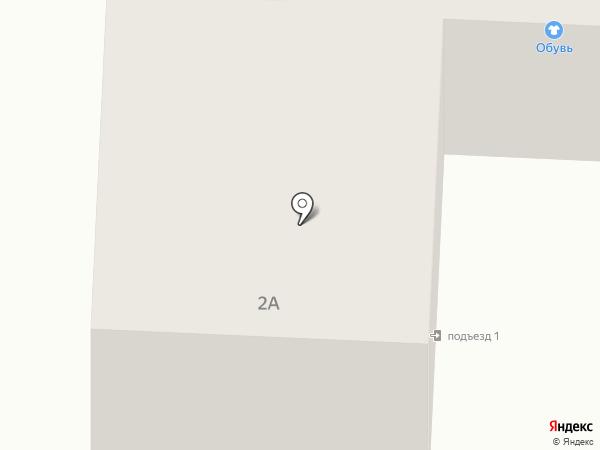 Прэм на карте Жигулёвска