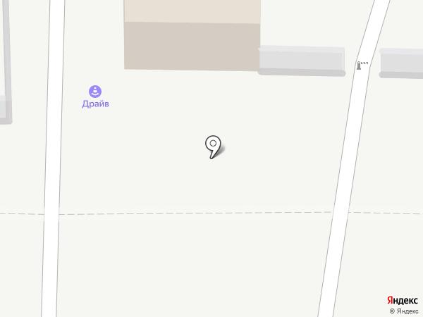 Arte-Capoeira на карте Тольятти