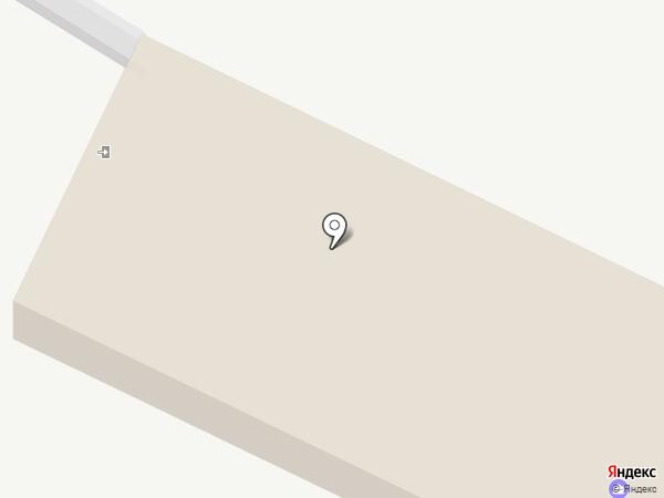 Мебельград на карте Тольятти