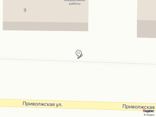 Волга-связь на карте Жигулёвска