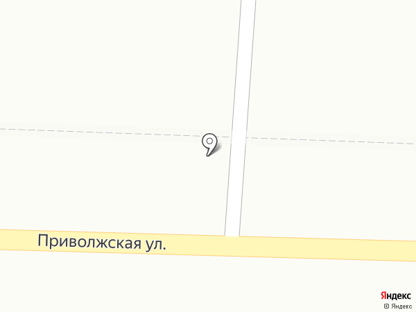 Киоск фастфудной продукции на карте Жигулёвска