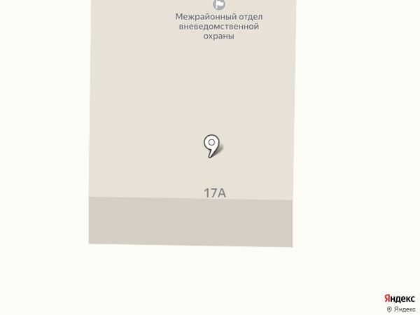 Межрайонный отдел вневедомственной охраны по г. Тольятти на карте Жигулёвска