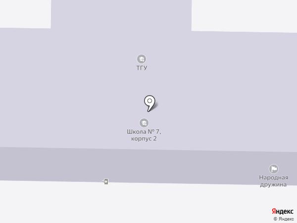 Отдел по делам несовершеннолетних и защите их прав городского округа Жигулёвск на карте Жигулёвска