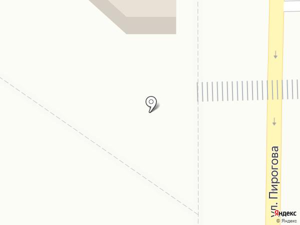 Мясная лавка на карте Жигулёвска