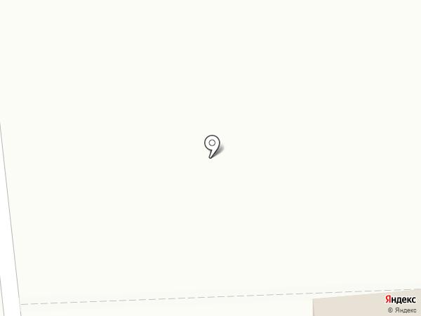 Киоск по продаже хлебобулочных изделий на карте Костиного