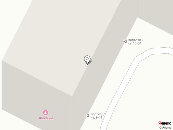 Global city на карте Жигулёвска