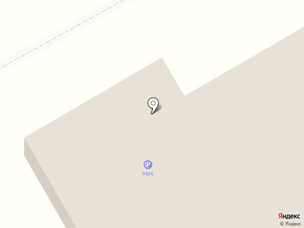 ШинСервис-ТС на карте Казани