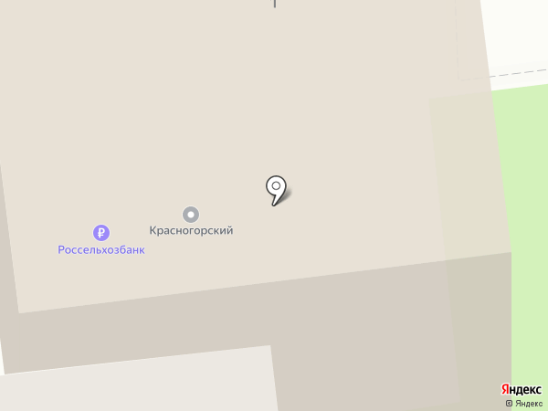 Сбербанк, ПАО на карте Костиного