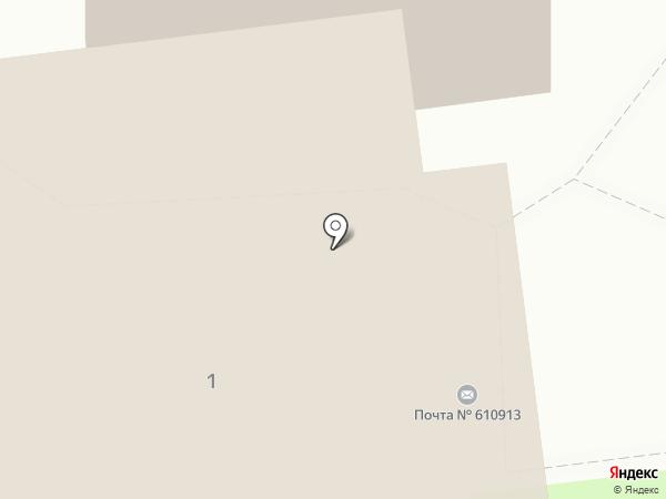 Вятка-Вэст на карте Костиного