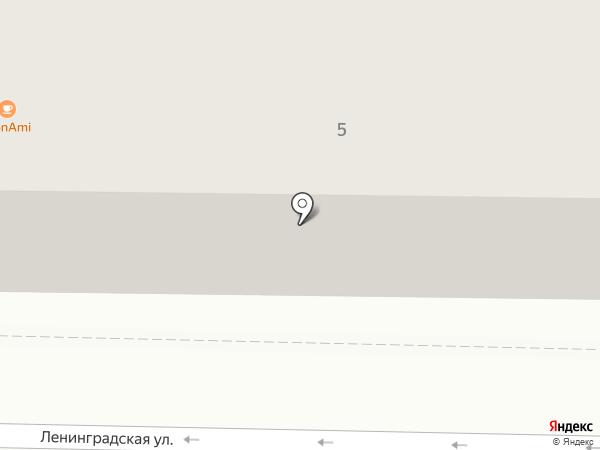 Mon ami на карте Жигулёвска