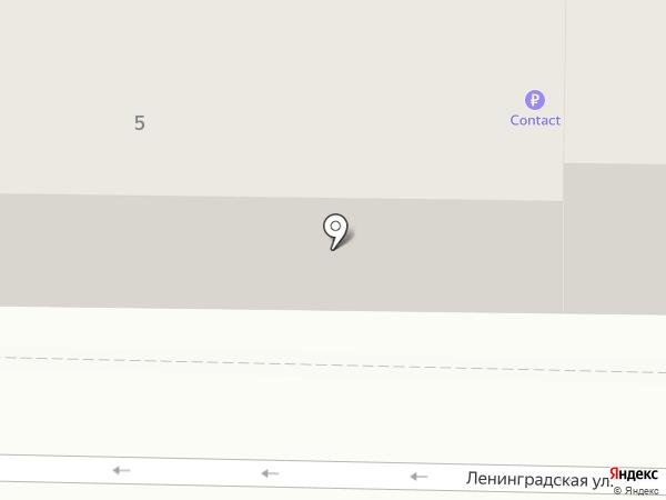 Жигули-Аудит на карте Жигулёвска