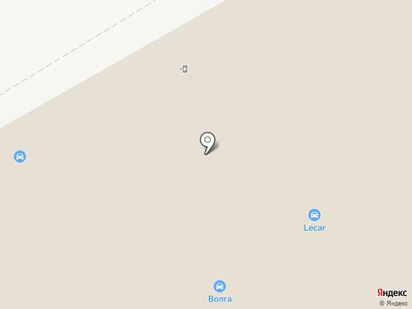 Волга Авто Запчасть на карте Тольятти