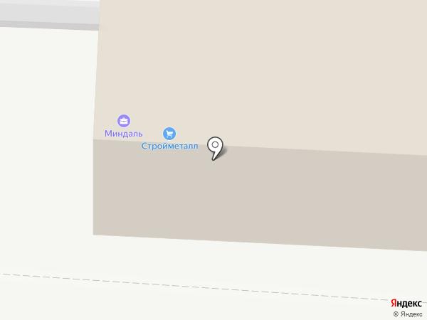 Фаворит на карте Тольятти