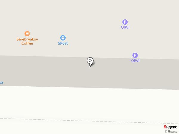 Магазин №12 на карте Жигулёвска