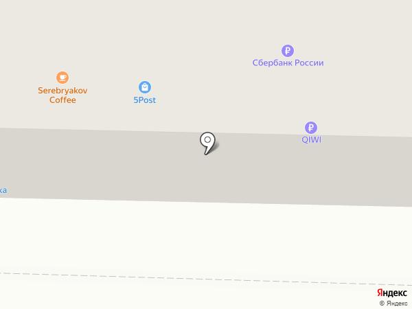 Банкомат, Газпромбанк на карте Жигулёвска