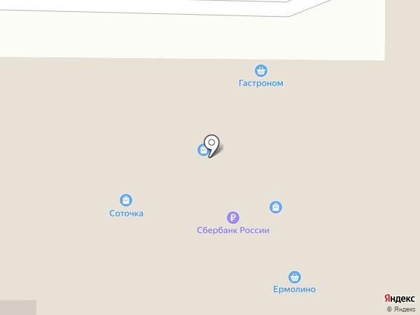Молочная семейка на карте Жигулёвска