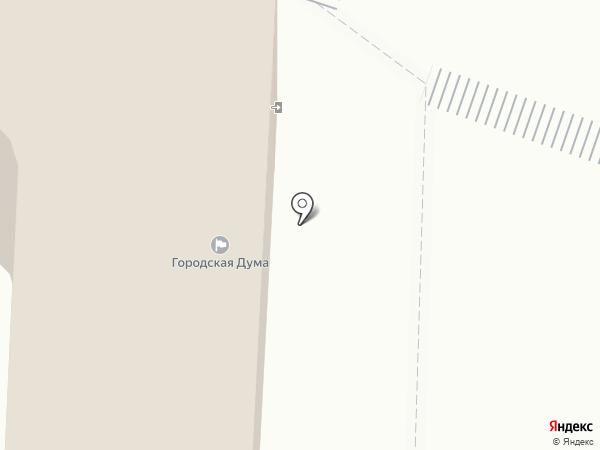 Дума городского округа Жигулёвск на карте Жигулёвска