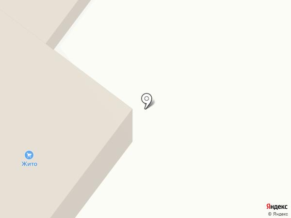 ЖИТО на карте Тольятти