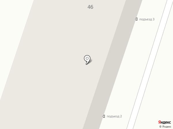 Стоматологический кабинет на карте Жигулёвска