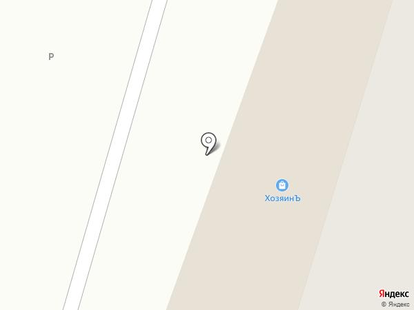 Хозяин на карте Жигулёвска