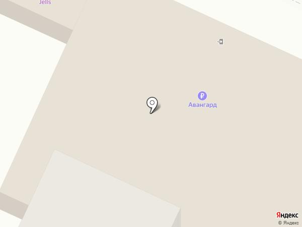 Сеть платежных терминалов на карте Тольятти