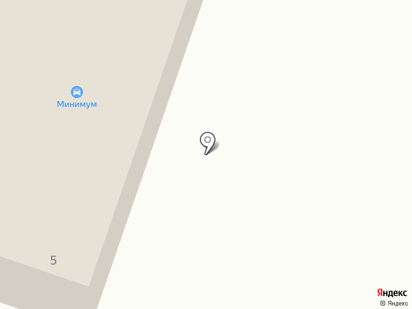 Автомойка на карте Жигулёвска