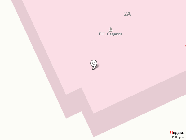 Амбулатория пос. Дороничи на карте Дороничей