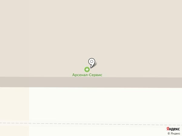 Выездная мастерская на карте Жигулёвска