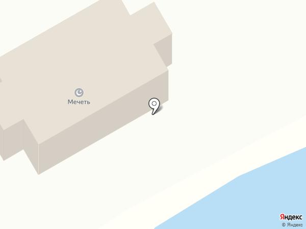 Ибрагим на карте Карповки