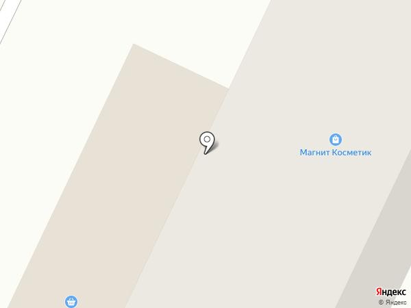 Магазин автотоваров на карте Жигулёвска