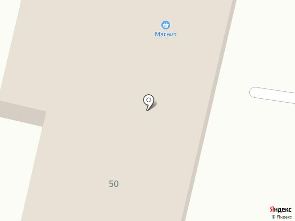 Магазин разливного пива на карте Соснового Солонца