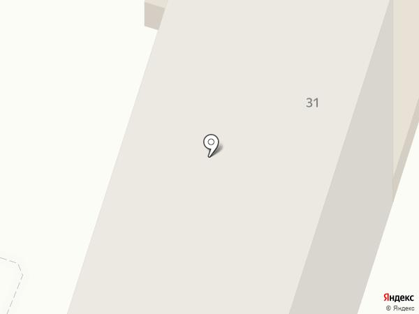 Стиль на карте Тольятти