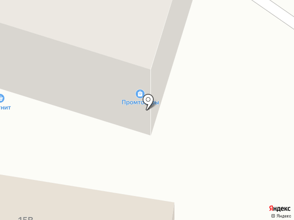 Магазин канцтоваров на карте Тольятти