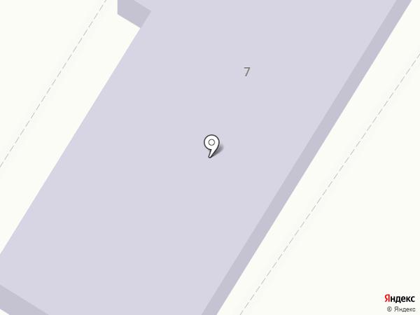 Средняя общеобразовательная школа №10 с дошкольным отделением на карте Жигулёвска