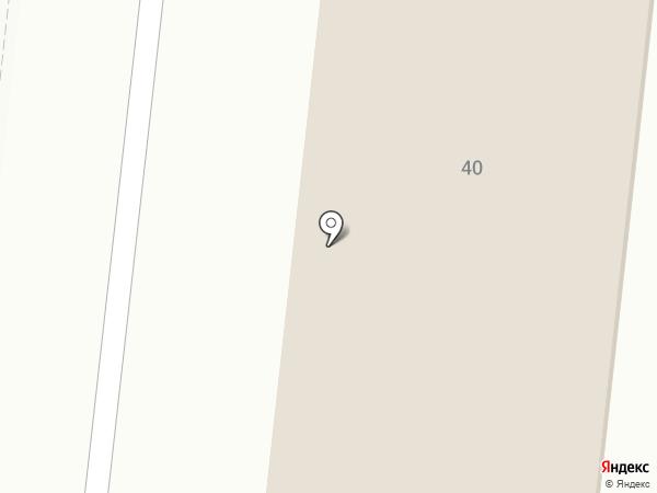 Ногтевая студия на карте Тольятти