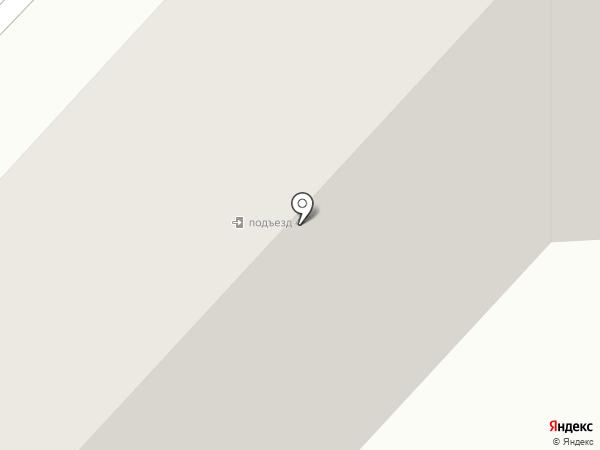 Офицерский дом на карте Жигулёвска